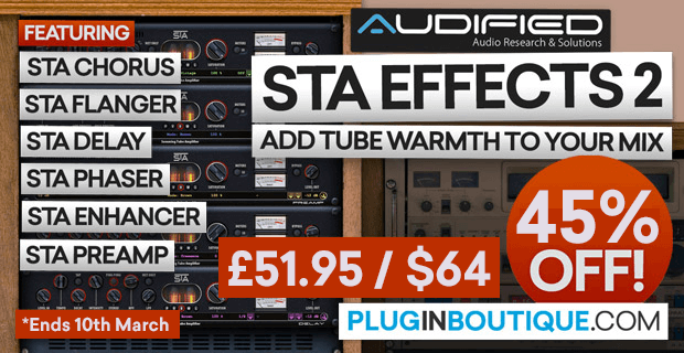 Audified STAEffects2 45 OFF