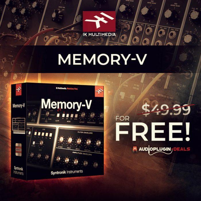 Audio Plugin Deals Memory V