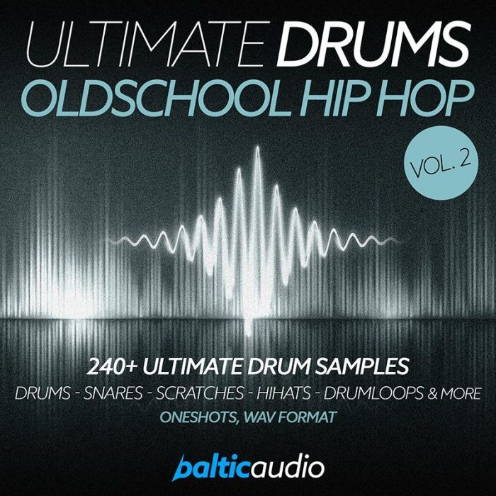 Baltic Audio Ultimate Drums Vol 2