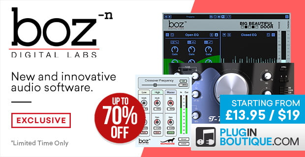 Boz Digital Labs 70 OFF exclusive