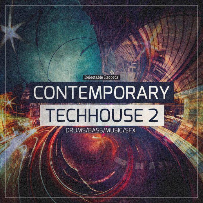 Delectable Records Contemporary Tech House 2
