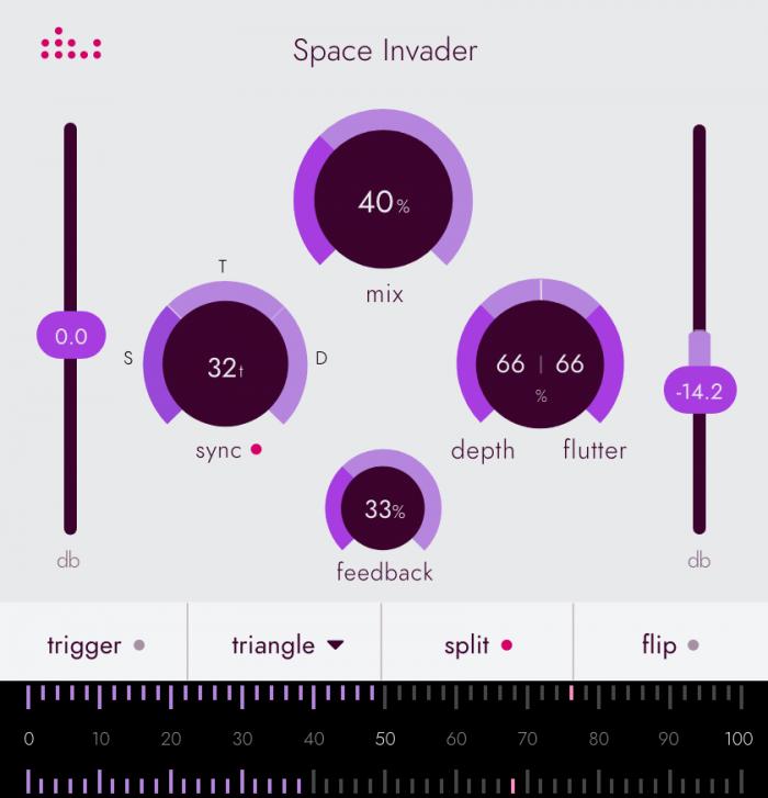Denise Space Invader