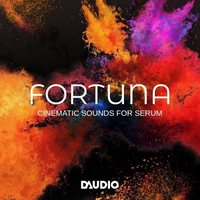 Diminished Audio Fortuna for Serum