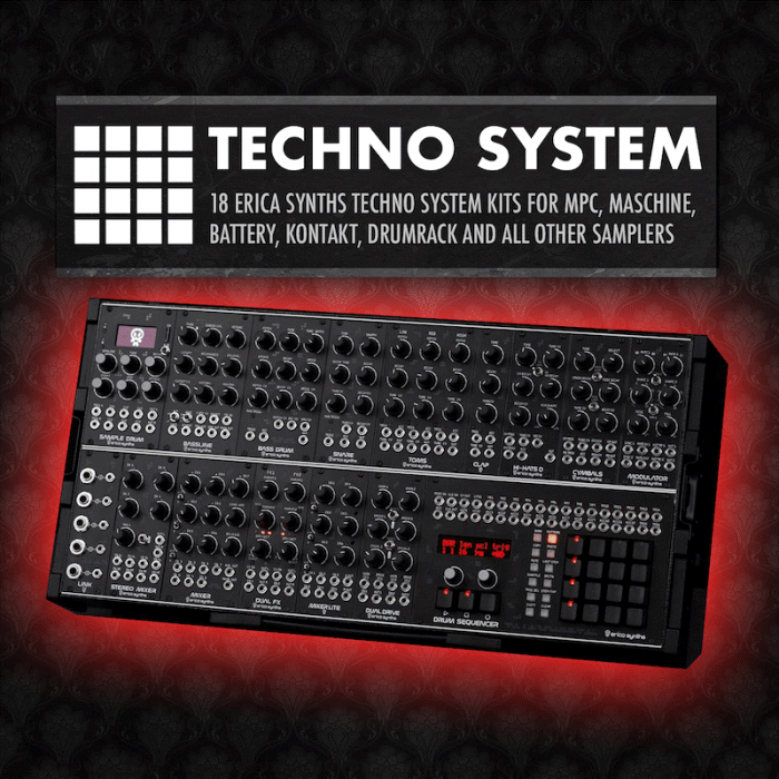 Drum Depot Techno System
