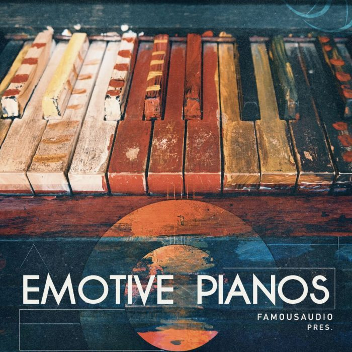 Famous Audio Emotive Pianos