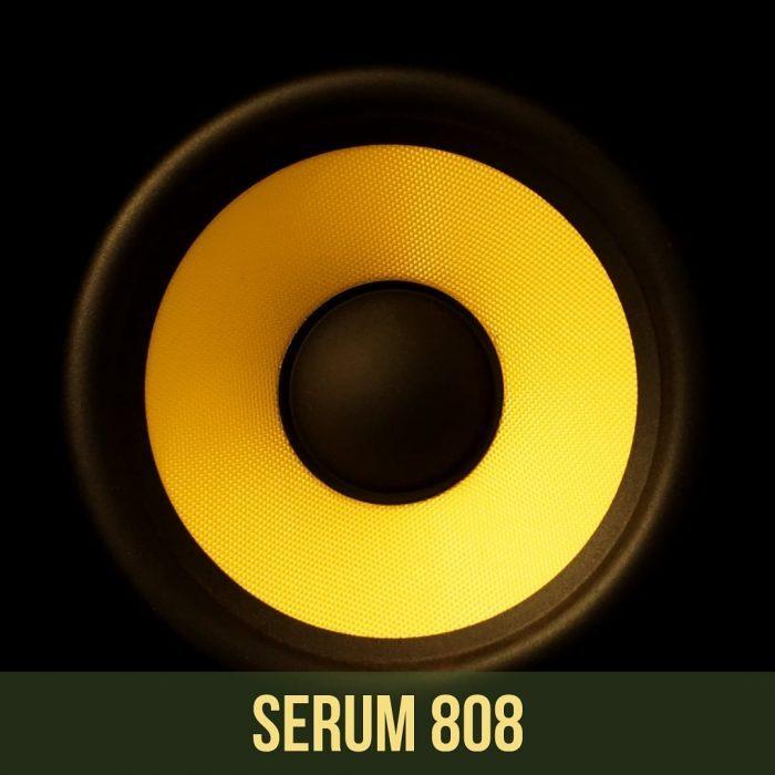 Glitchedtones Serum 808