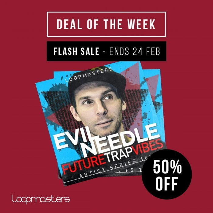 Loopmasters Evil Needle 50 OFF Sale