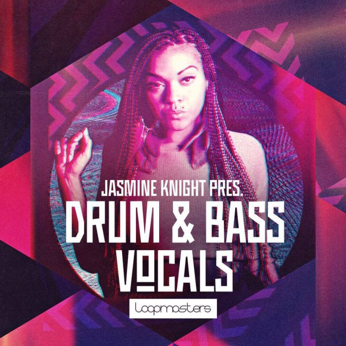 Loopmasters Jasmine Knight Drum & Bass Vocals