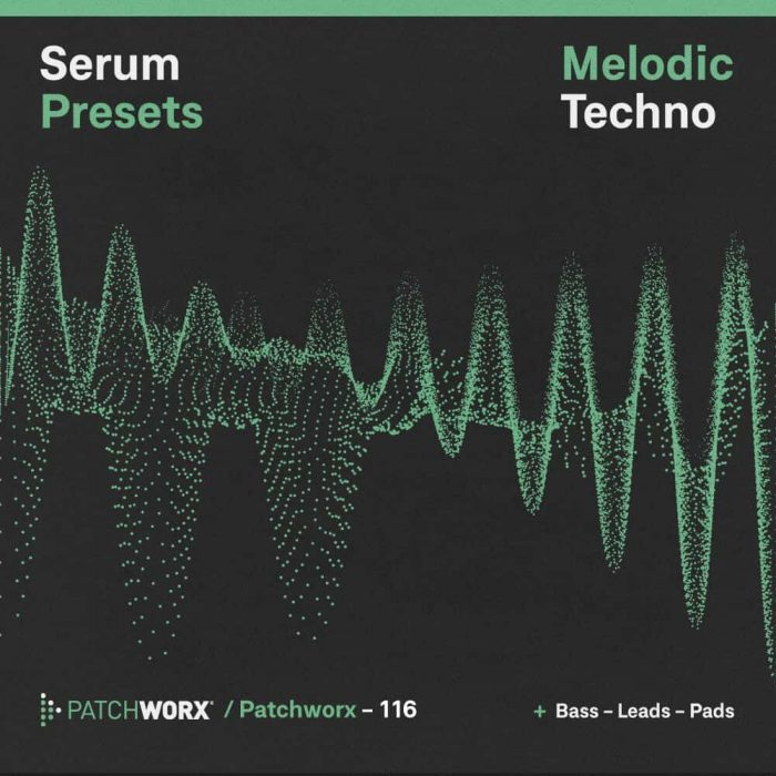Loopmasters releases Melodic Techno Serum Presets, 64 custom sounds