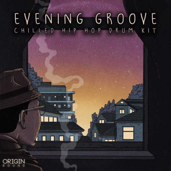 Evening Groove Chilled Hip Hop Drum Kit & Daydreaming Lo-Fi