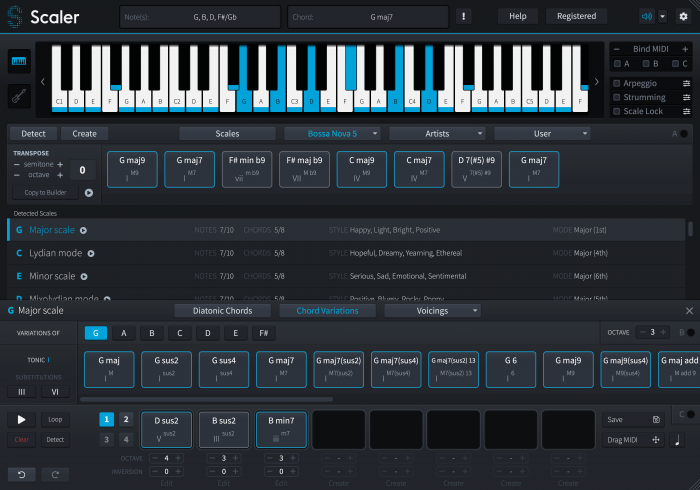 Plugin Boutique Scaler 1.7