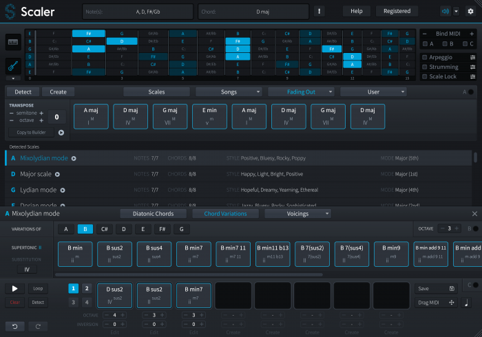 Plugin Boutique Scaler 1.7 Bass