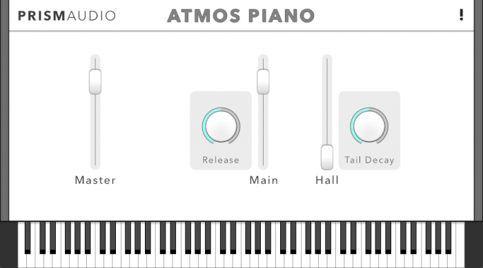 Prism Audio Atmos Piano