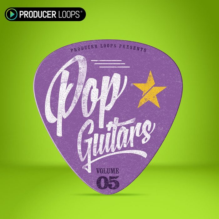 Producer Loops Pop Guitars Vol 5