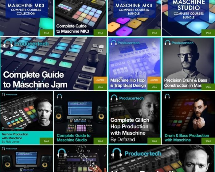 Producertech Maschine Sale