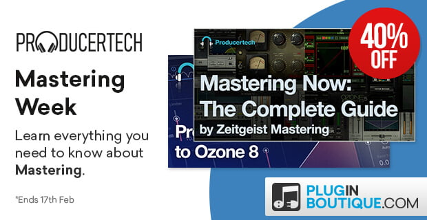 Producertech Mastering Week
