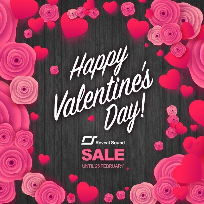 Reveal Sound Spire Valentines Day