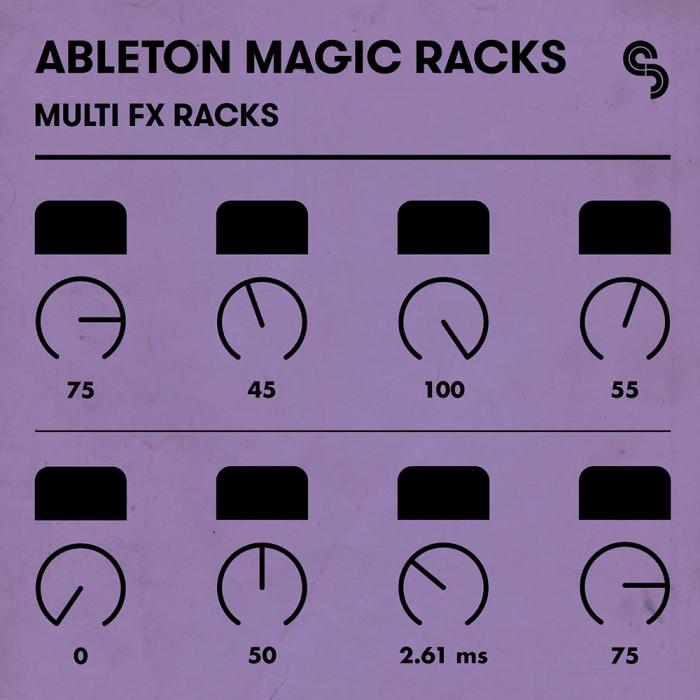 Sample Magic Ableton Magic Racks Multi FX Racks