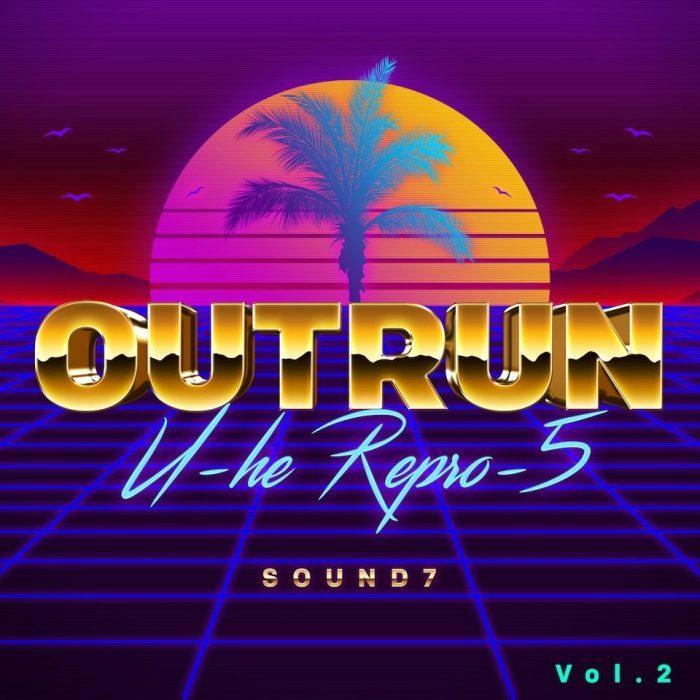 Sound7 Repro 5 Outrun Vol 2
