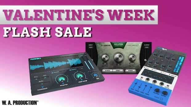 WA Production Valentine's Week Flash Sale