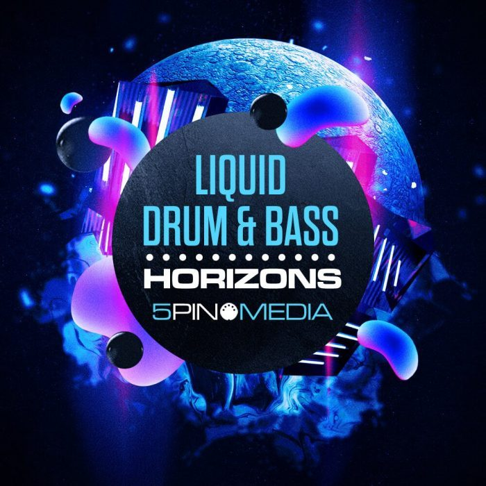 5Pin Media Liquid Drum & Bass Horizons