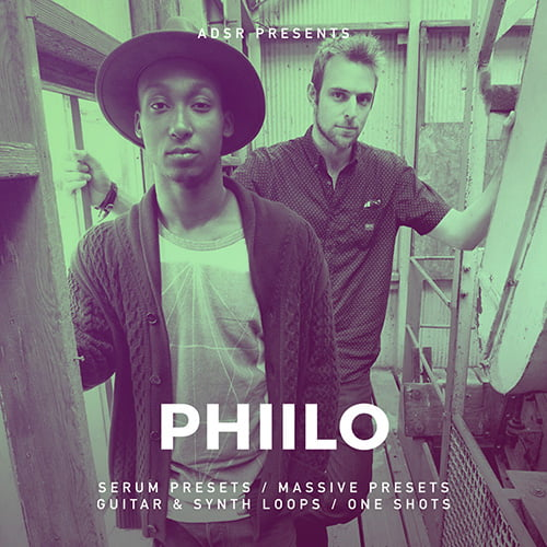 ADSR releases sound pack by Phiilo incl  Serum & Massive presets