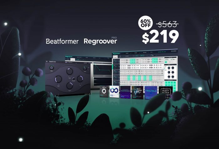 Accusonus Beat Making Spring Sale 60 OFF