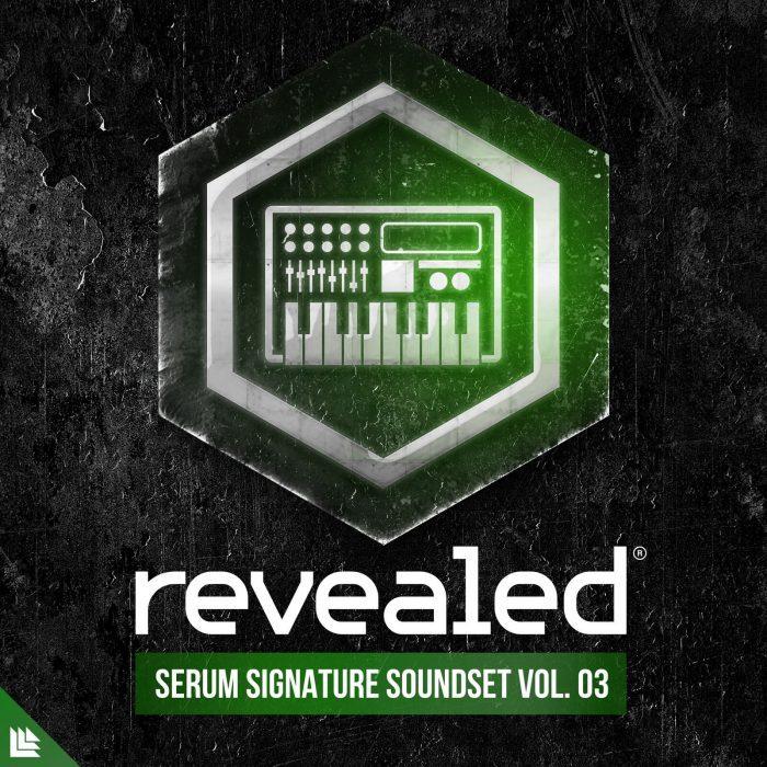 Alonso Sound Revealed Serum Signature Soundset Vol 3