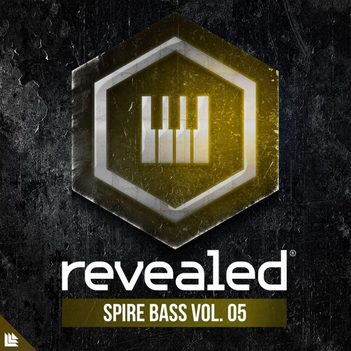 Alonso Sound Revealed Spire Bass Vol 5