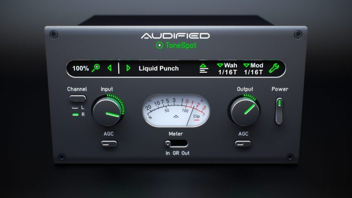 Audified ToneSpot Bass Express