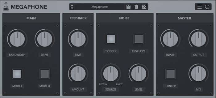 AudioThing Megaphone 1.5