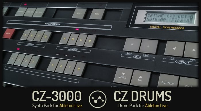 Cluster Sound CZ Sample Packs