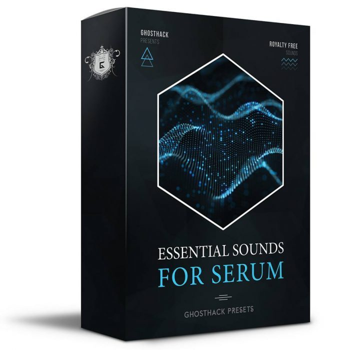 Ghosthack Essential Sounds for Serum