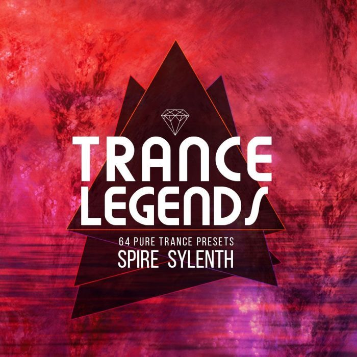HighLife Samples Trance Legends for Spire & Sylenth
