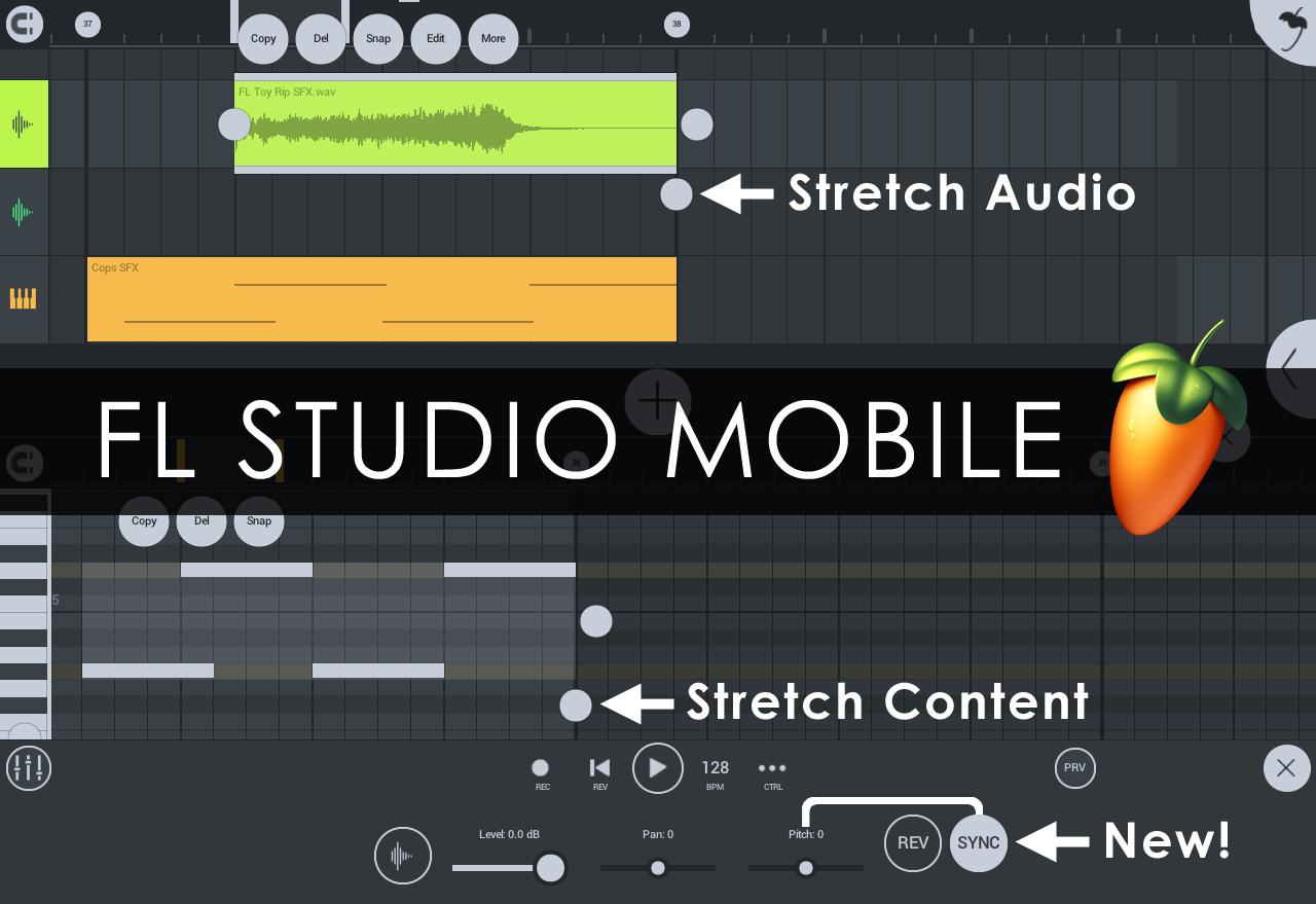 fl studio mobile 3 apk + datos mega 2018