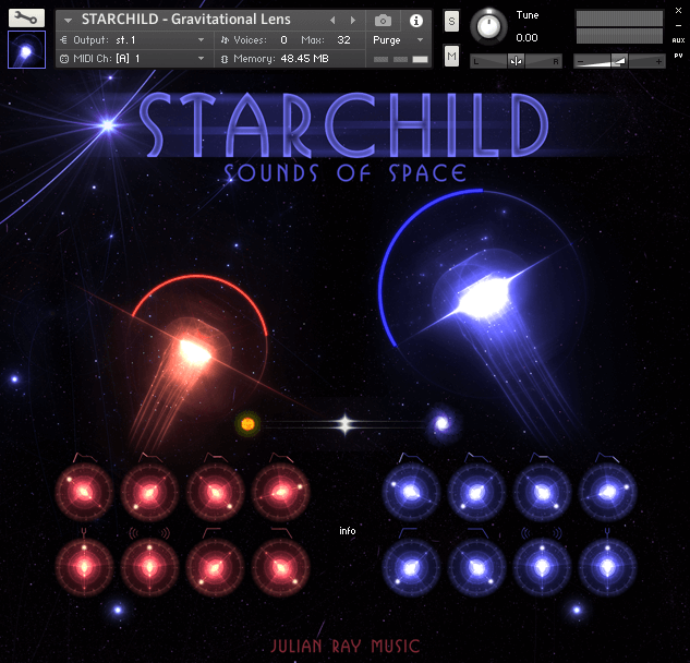 Julian Ray Starchild
