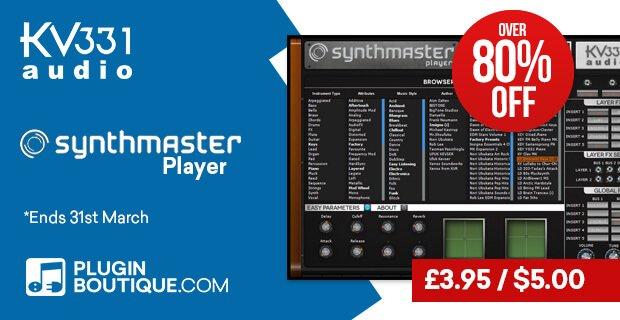 KV331Audio SynthmasterPlayer 80
