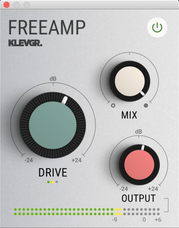 Klevgränd releases new FreeAMP audio gear modeler plugin (AU