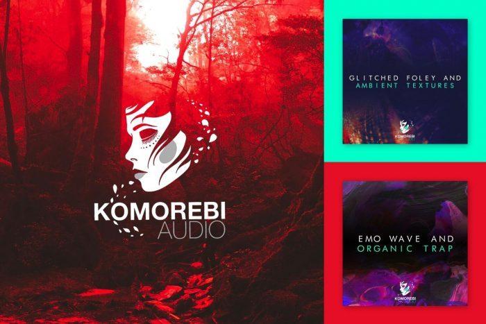 Splice Sounds intros Komorebi Audio sample packs for Trap, Chill