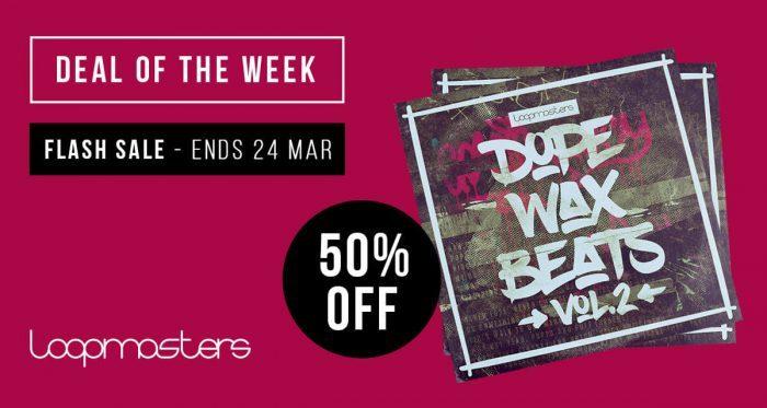 Loopmasters Dope Wax Beats Vol 2 Sale
