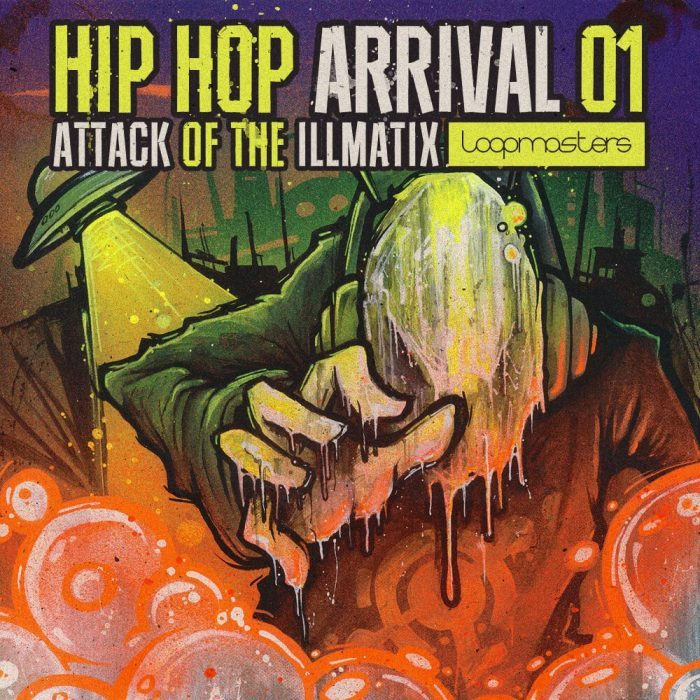 Loopmasters Hip Hop Arrival 01 Attack Of The Illmatix