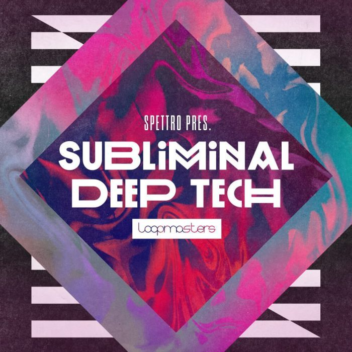 Loopmasters Spettro Subliminal Deep Tech
