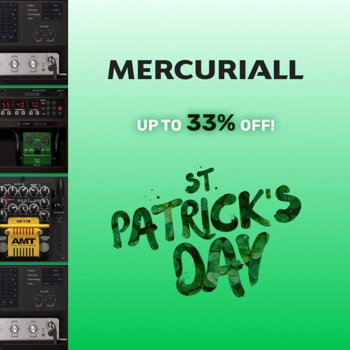 Mercuriall St Patricks Day