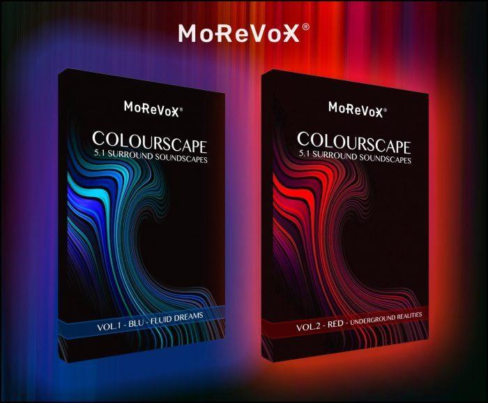 MoReVoX Colourscape