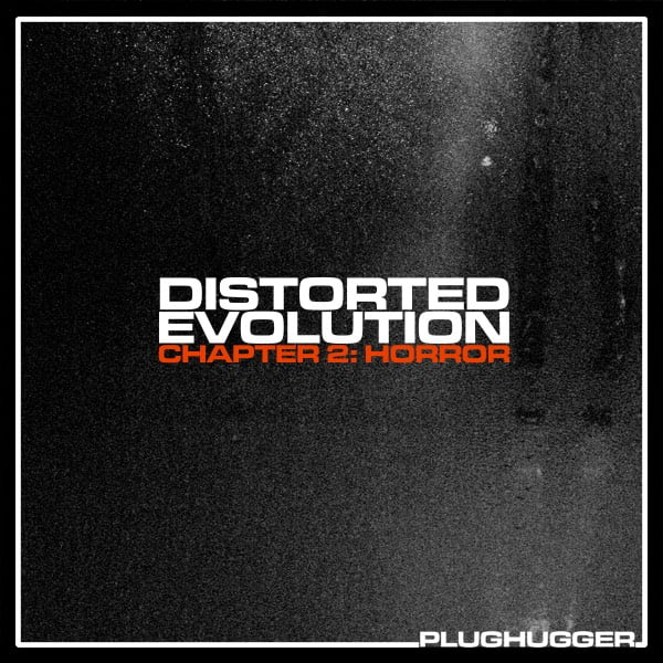 Plughugger Distorted Evolution 2 Horror for Omnisphere