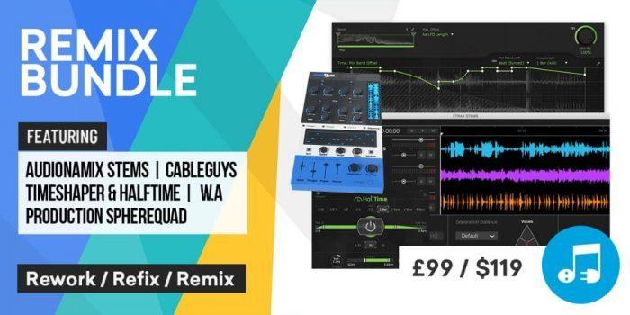 Plugin Boutique Remix Bundle