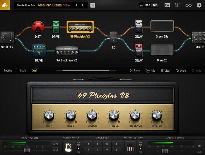 Positive Grid BIAS FX 2 amp