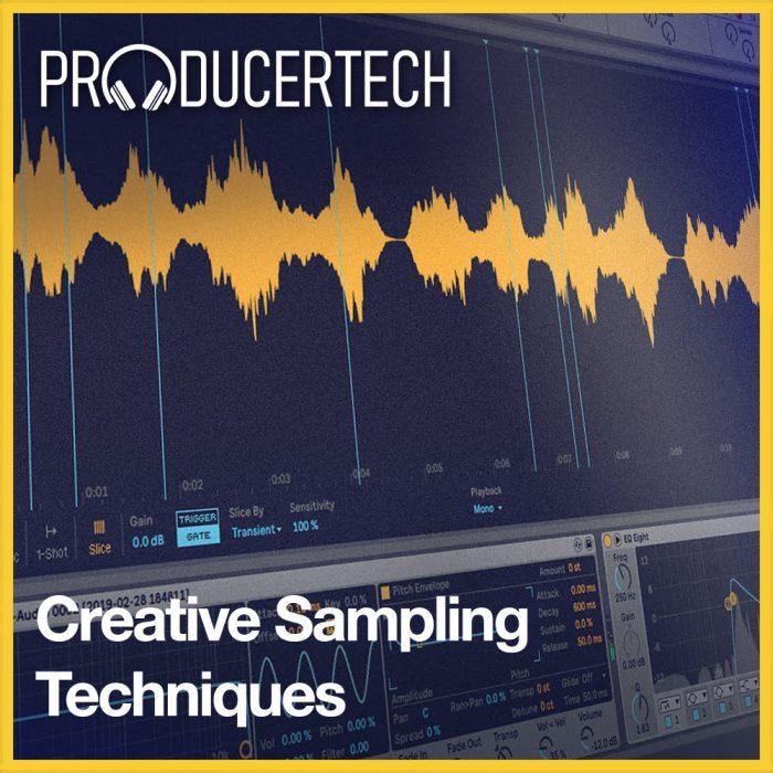 Producertech Creative Sampling Techniques