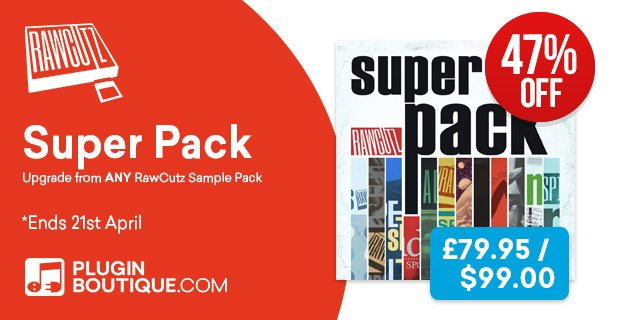 Rawcutz SuperPack Upgrade 47% OFF