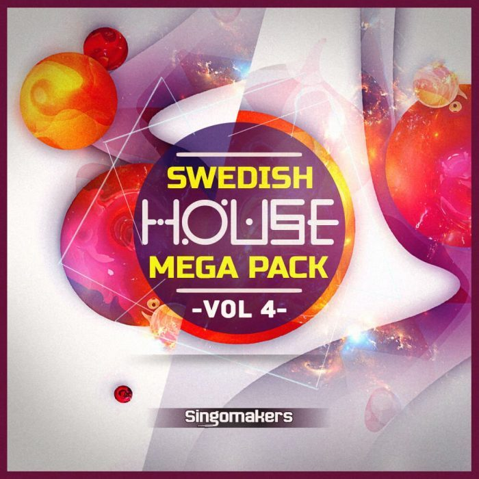Singomakers Swedish House Megapack 4